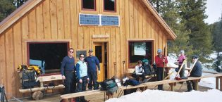 2016-17 Scheduled Hut Trips