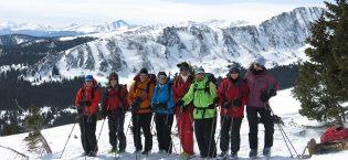 Paragon's Backcountry Ski Club