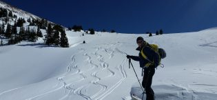 Backcountry Skiing – Private Day Tours