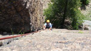 rock climbing vail colorado