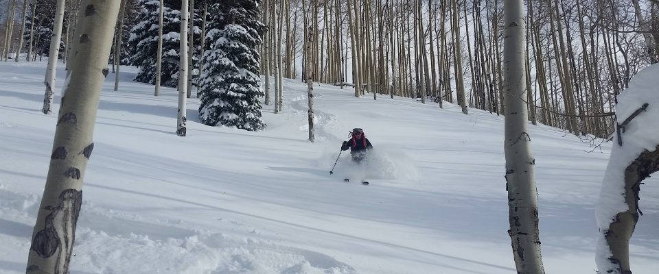 Vail Backcountry Skiing