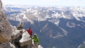 rock climbing mountaineering paragon guides