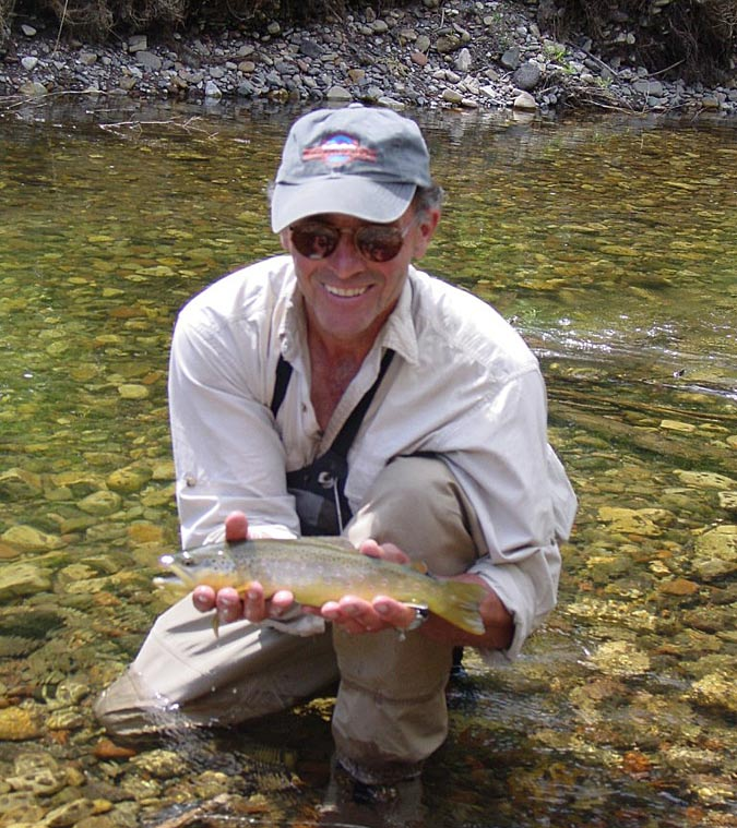 Fly fishing paragon guides vail co backcountry fly for Fly fishing breckenridge