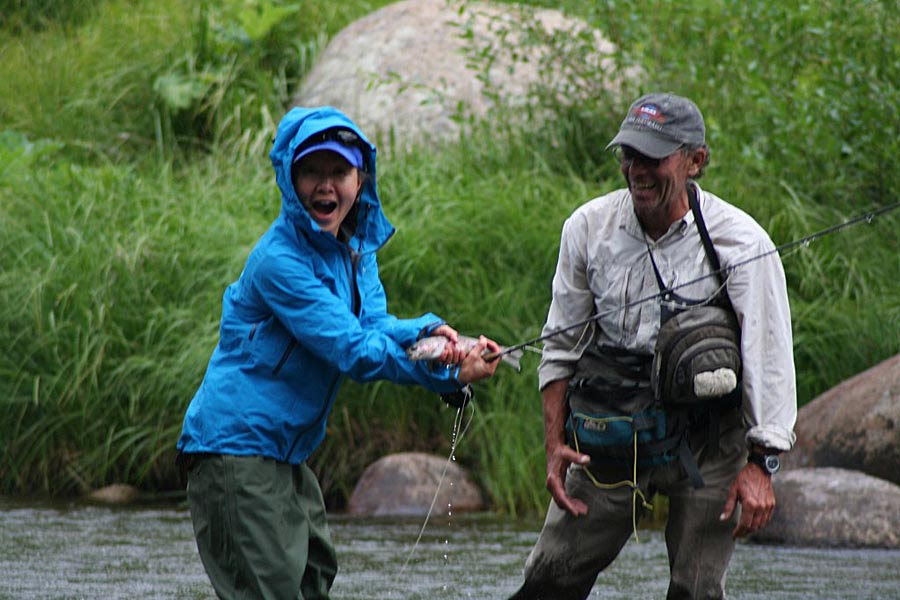 Backcountry fly fishing paragon guides backcountry for Backcountry fly fishing