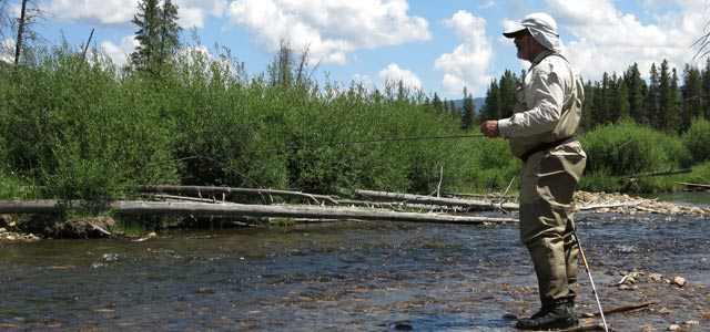 Fly fishing vail colorado paragon guides for Fly fishing vail colorado