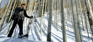 Snowshoeing – Private Day Tours