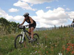 Mountain Biking Hut Trip